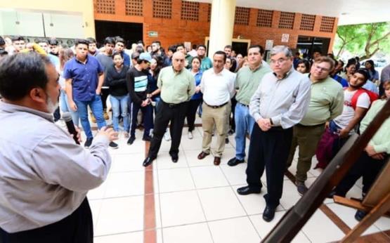 Universidad Olmeca inaugura exposición histórica