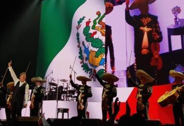 Inician los preparativos para el concierto de Luis Miguel en Tabasco