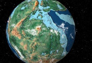 ¡Los continentes cambiarán de lugar! Así podría ser la Tierra en 250 millones de años