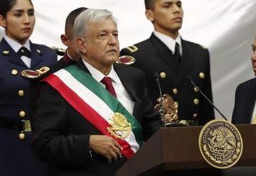 """""""En 2 años y medio, habrá consulta para revocar mandato"""": López Obrador"""