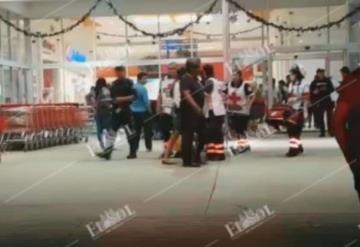 Comando armado abre fuego contra un vehículo en Plaza Sendero; un niño es herido