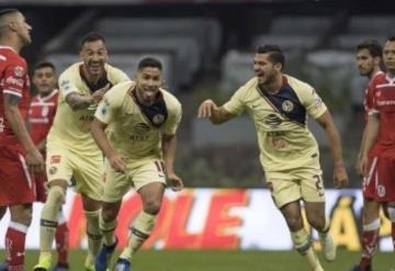 """Sufre el América contra """"Los Diablos"""" pero pasa a semifinales"""