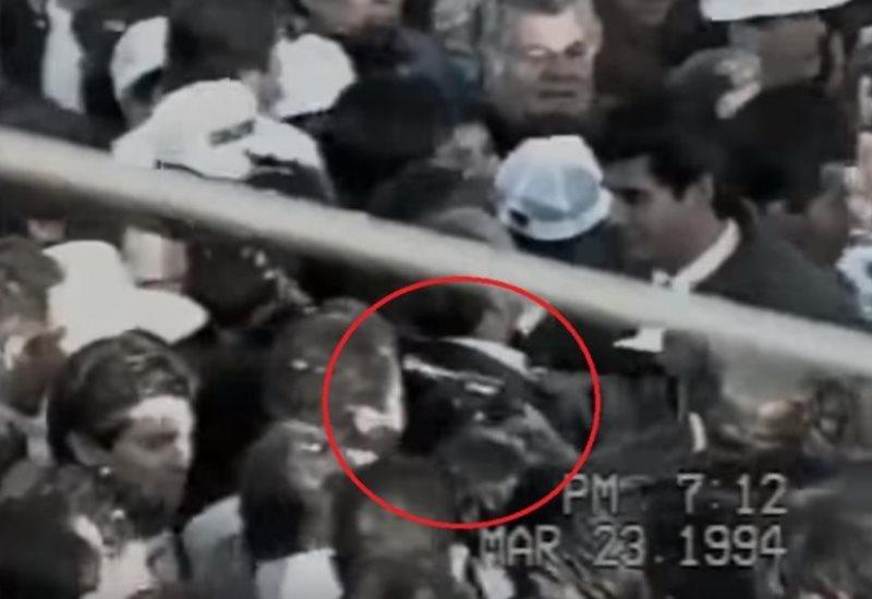 Revelan VIDEO clasificado del asesinato de Luis Donaldo Colosio