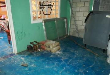 Intentan linchar a presunto asaltante en Tamulté de las Sabanas