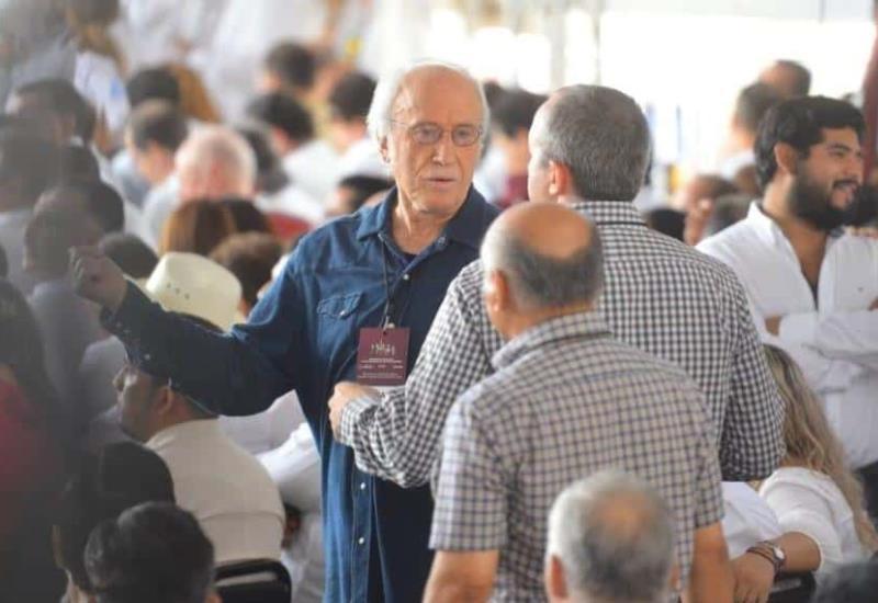 Arriban personalidades a Paraíso, donde AMLO presentará el Plan Nacional de Refinación