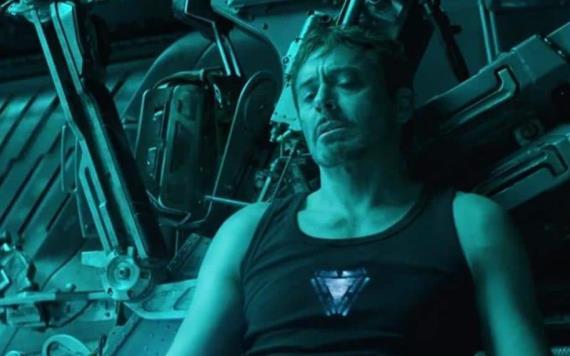 Tony Stark está en problemas y la NASA va a su rescate