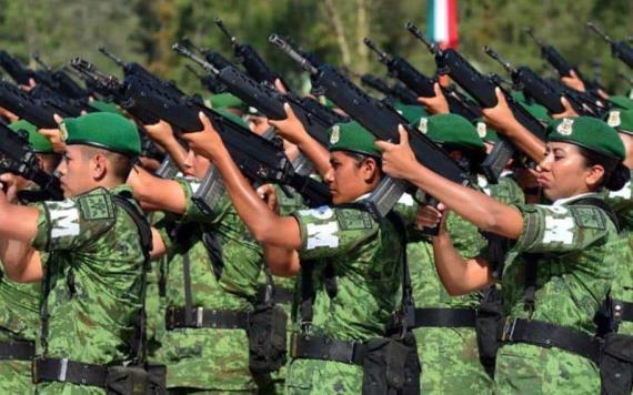 Guardia Nacional se encargará de robos, asaltos y homicidios