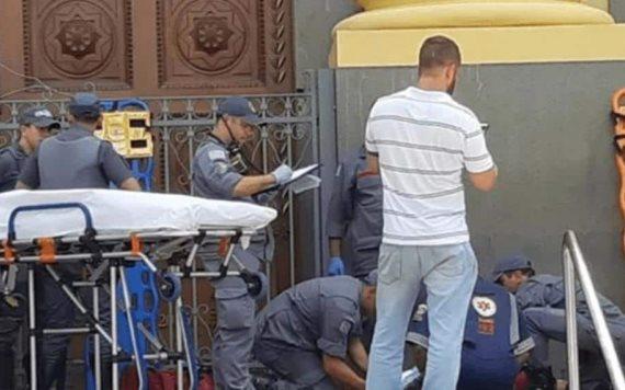 Asesina a cuatro personas en una catedral de Brasil y luego se suicida