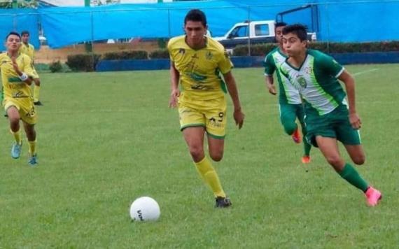 Futbolista de Comalcalco entrenará con el equipo Alcorcón de España