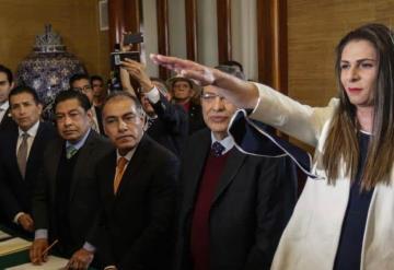 Ana Gabriela Guevara, primera mujer en dirigir la CONADE; rinde protesta y hace historia