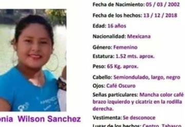 Ayuda a Antonia Wilson a volver a casa