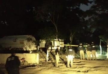Tras denuncia anónima decomisan cerca de 20 mil litros de huachicol en Anacleto Canabal