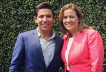 Luis Felipe Calderón se burla de su mamá Margarita Zavala y lo difunde en redes sociales