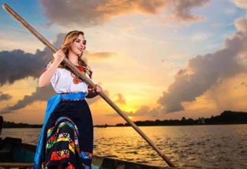 Emiliano Zapata ya tiene representante para la Flor Tabasco 2019