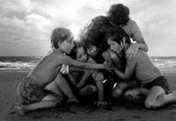 ROMA gana el Globo de Oro como Mejor Película de Lengua Extranjera