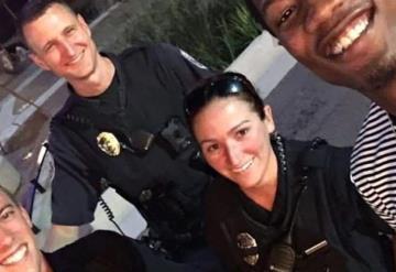 Policía le disparó a su compañera al confundirla con un fugitivo