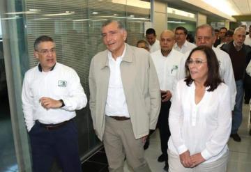 Llegan expertos a Tabasco para la refinería, anunció la Sener