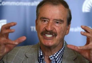 """""""O presenta pruebas o mejor que se calle""""; Fox a AMLO por acusaciones por robo de combustible"""