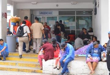 Reporta Salud 104 casos de influenza en Tabasco