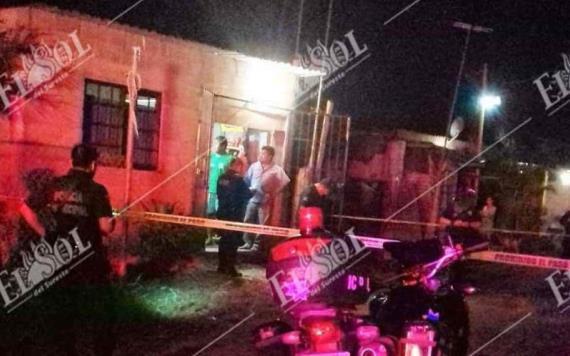 Hombres armados ejecutan a un invidente en Cunduacán