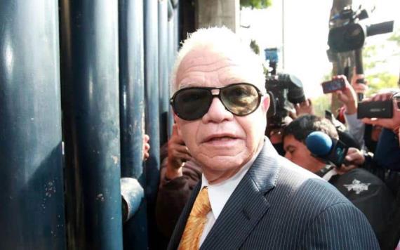 Conceden al exgobernador de Tabasco Andrés Granier Melo, arraigo domiciliario
