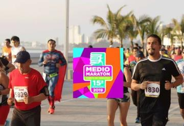 Posponen Medio Maratón de Veracruz por inclemencias del tiempo