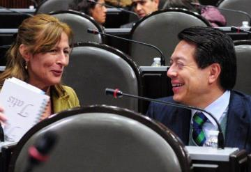 Se abstiene Tatiana Clouthier en votación por Guardia Nacional