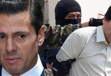 Gobierno de Peña Nieto fue el que localizó y detuvo a El Chapo: Exjefe de Oficina de Presidencia