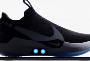 Tenis Volver al Futuro ya son una realidad; Nike presentó tenis con avanzada tecnología