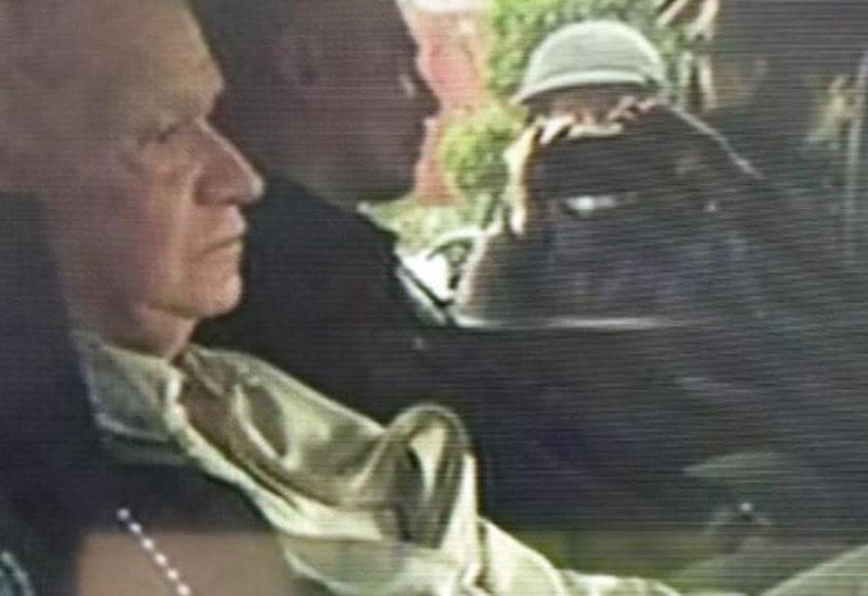 Las primeras imágenes de Andrés Granier Melo fuera de la cárcel