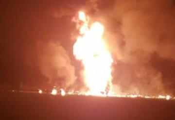 AMLO hace el llamado a todo su gobierno a prestar ayuda por explosión de una toma clandestina
