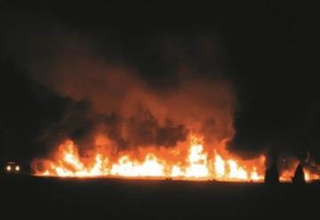 Sube la cifra a 66 muertos por explosión de una toma clandestina en Tlahuelilpan