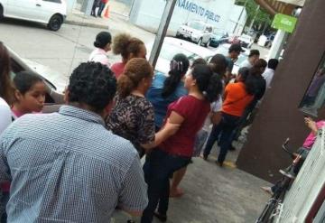 Por ´fresco´ en Villahermosa, ciudadanos abarrotan churrerías