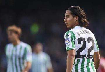 Diego Lainez debuta en Real Betis con victoria ante el Girona