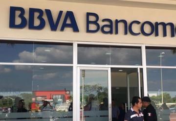 Otra vez... asaltan Bancomer de Plaza Sendero