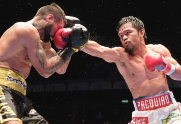 Roban la casa del boxeador Manny Pacquiao mientras peleaba en Las Vegas