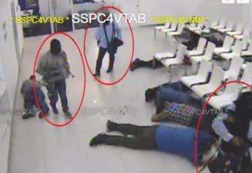 Al suelo todos, esto es un asalto, así se vivió el asalto de Bancomer a manos de comando armado