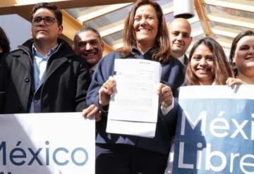 Créelo, Margarita Zavala con toda la intención de crear su partido político