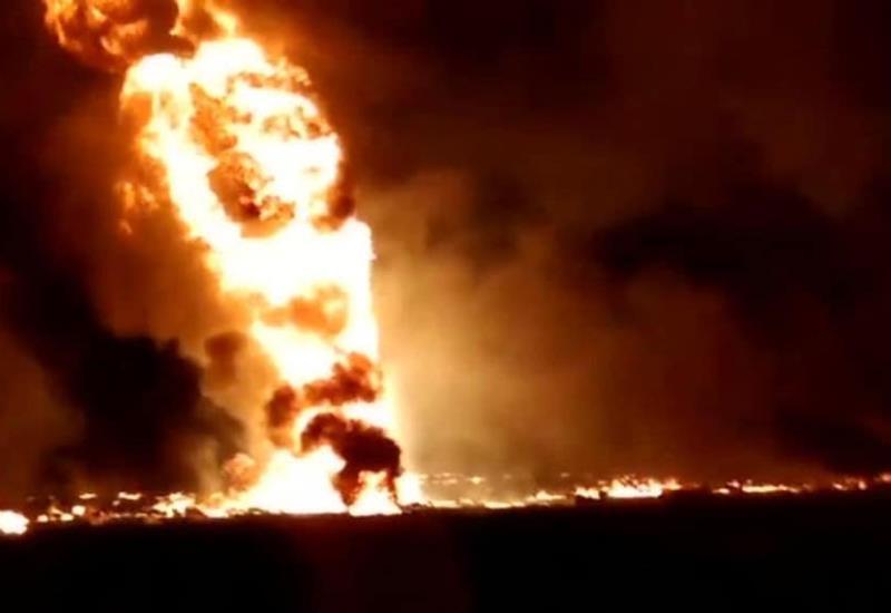 En medio de tragedia y tristeza componen corrido para huachicoleros quemados