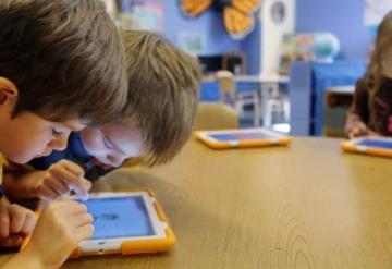 Niños de ahora prefieren una Tablet o smartphone antes que una mascota o salir de viaje