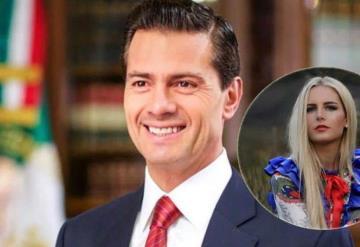 Captan a Enrique Peña Nieto con una modelo, se rumora podría tratarse de su novia