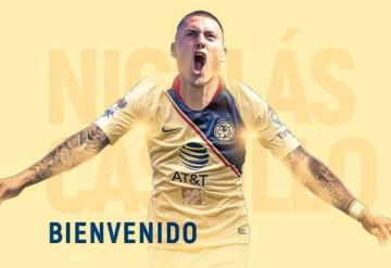 Nico Castillo regresa a México a jugar con las Águilas del América