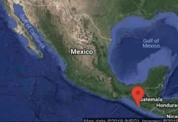 Sismo de magnitud 6.6 sacude Tabasco