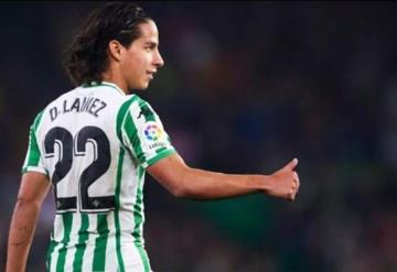 En España elogian el brillo de Diego Laínez