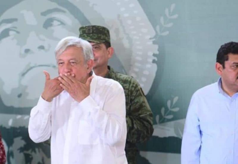 FOTOGALERIA: Amlo en la presentación de Sembrando Vida en Cárdenas Tabasco