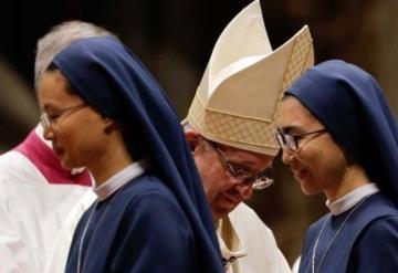 El Papa Francisco acepta que hubo abusos de curas y obispos contra monjas