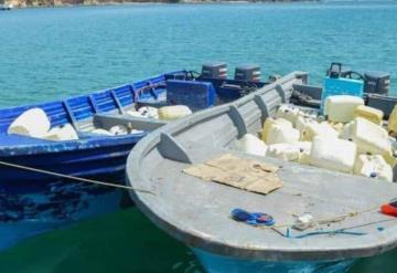 Asegura Semar  cocaína y huachicol en costas de Oaxaca