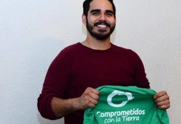 Yared Quevedo es el galardonado en la categoría Labor Digital de los premios Jorge Calles Broca