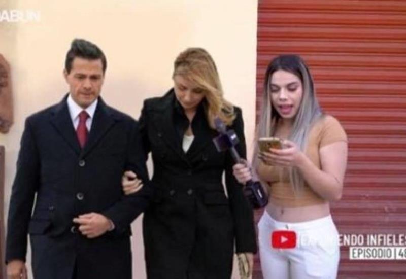 Y llegaron los memes del divorcio de Peña y La Gaviota