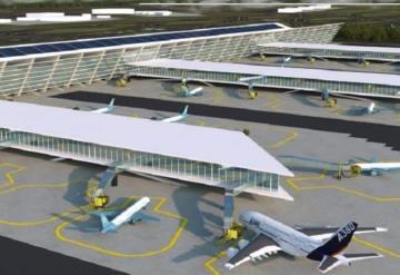 Aeropuerto en Santa Lucía operará en 3 años: AMLO